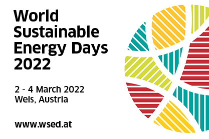 Young Energy Researchers Conference and Awards, 2-3 March 2022, Wels/Austria