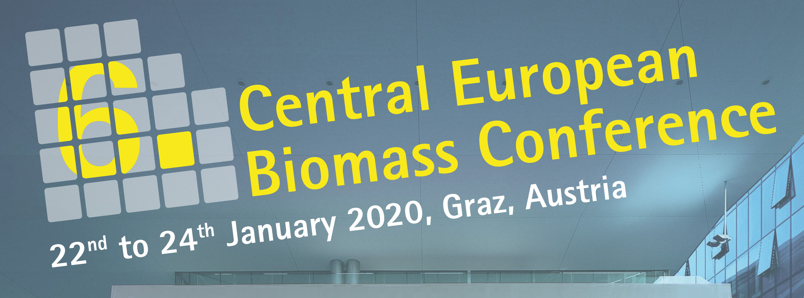 Bioenergy in practice on the 6th Central European Biomass Conference 2020 in Graz!
