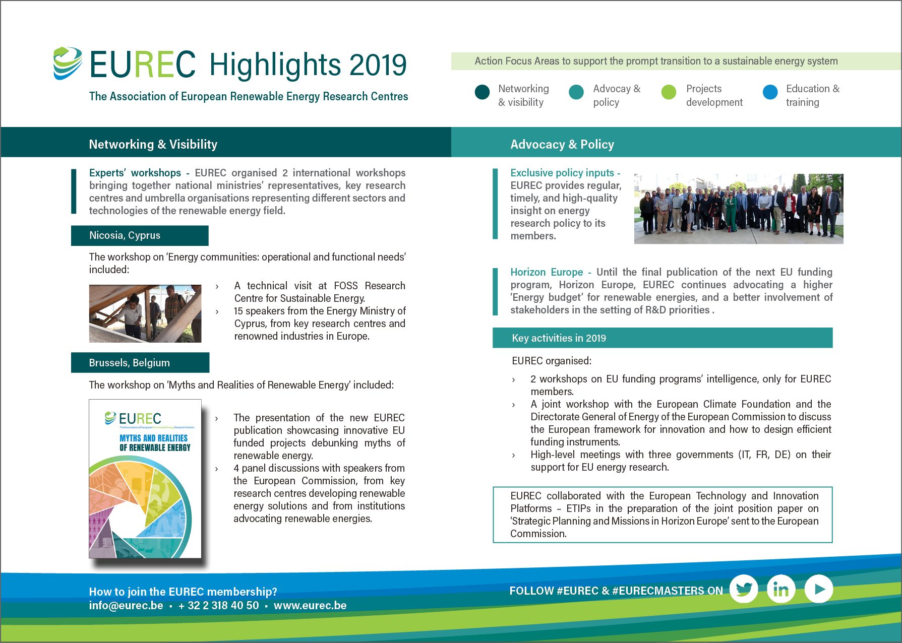 EUREC Highlights 2019