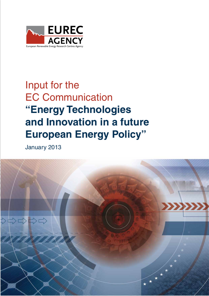 Energy Technologies and Innovation in a future European Energy Policy