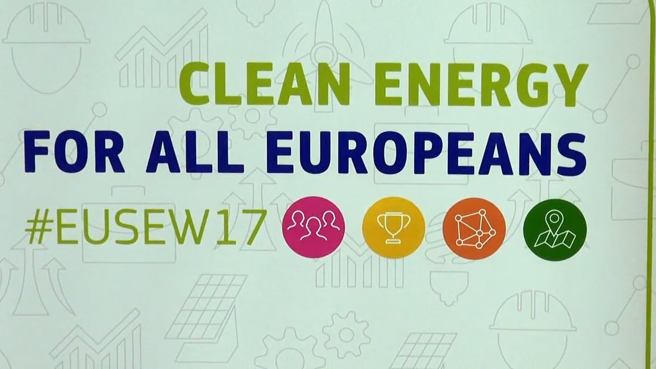 Innovation in the renewable heating and cooling sector at EUSEW 2017