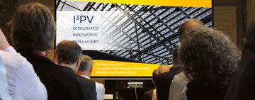 Register now to the ETIP PV Conference 2020 | I3PV – Integrated, Innovative, Intelligent on 18&19 November