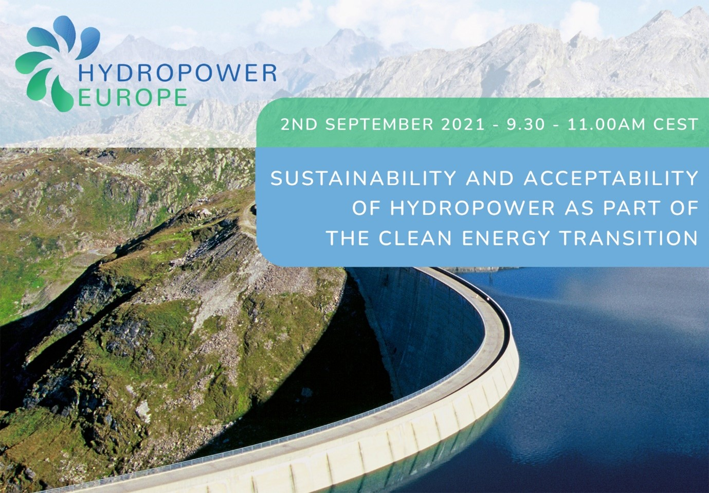 EERA JP HYDRO & HYDROPOWER EUROPE Joint Event