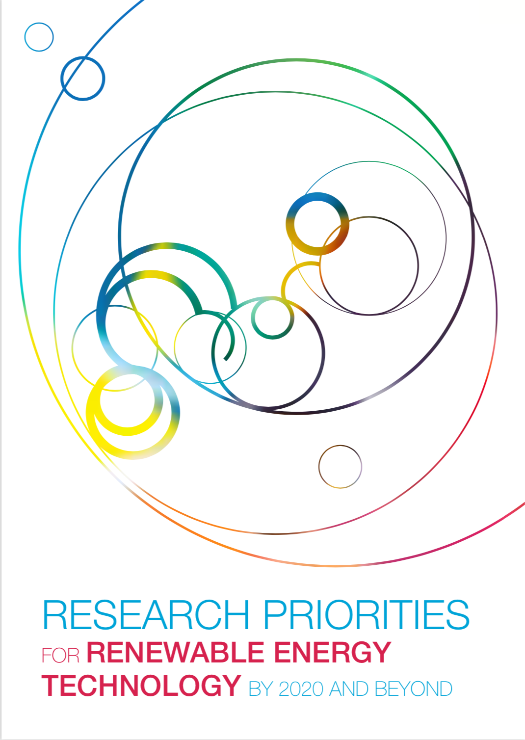 Research Priorities for the Renewable Energy Sector