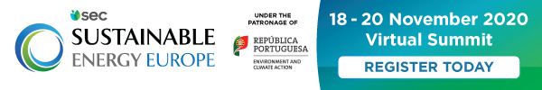 Sustainable Energy Europe Summit Goes Virtual – Register for Free Here
