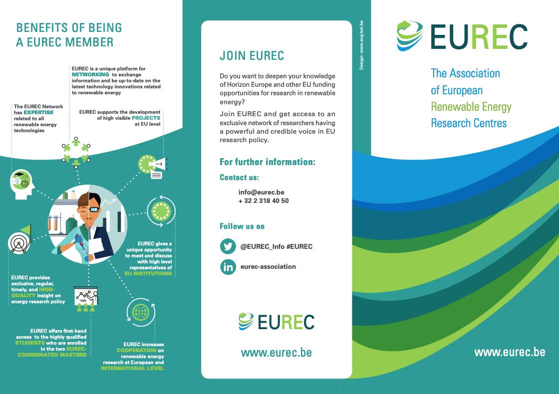 EUREC Leaflet 2019