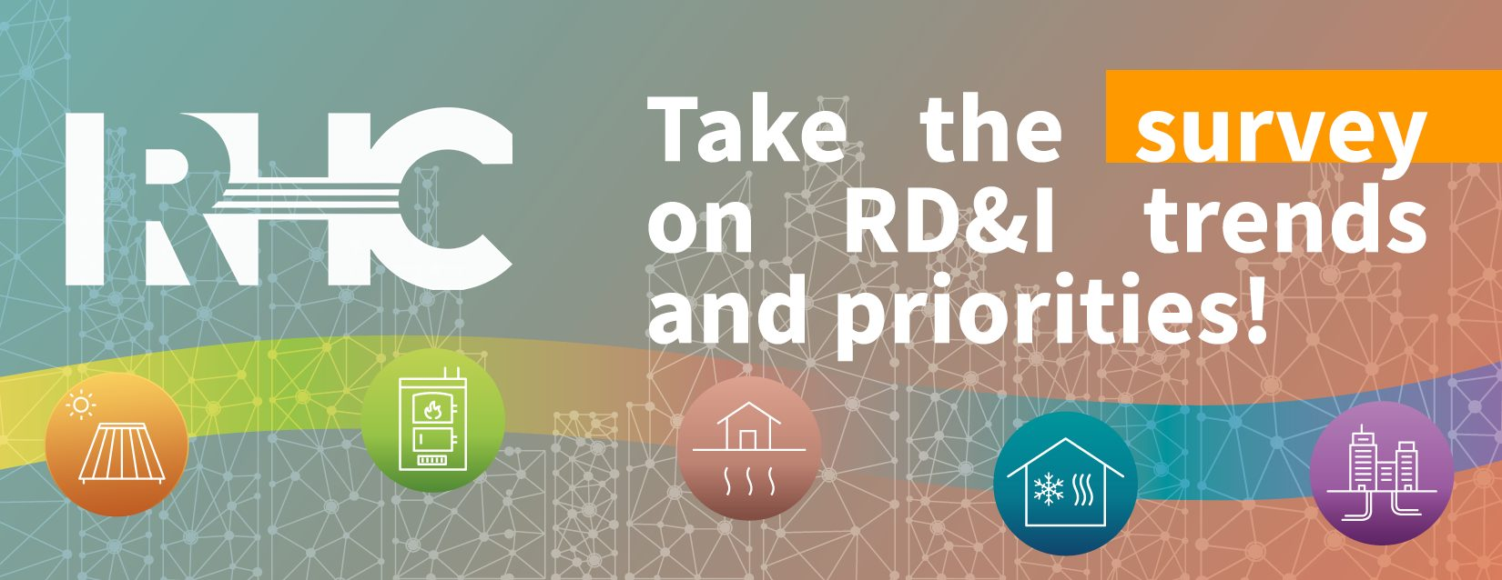 Take the RHC-ETIP survey on RD&I trends and priorities!