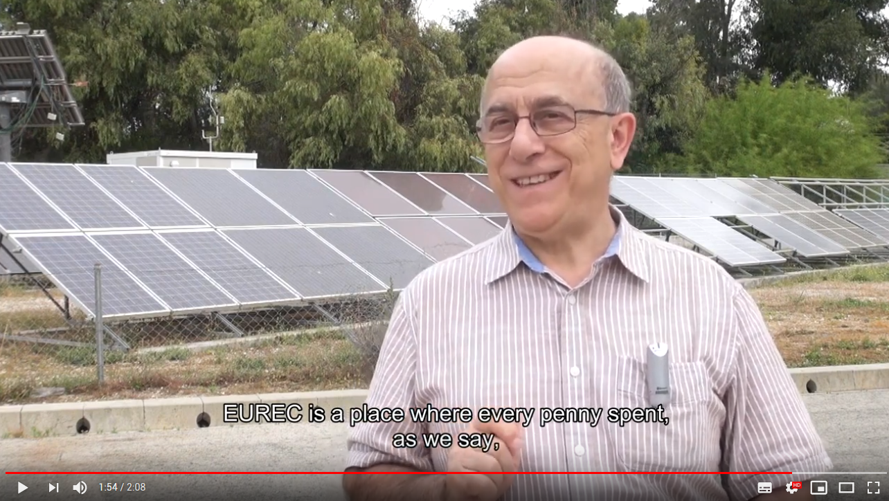 FOSS RESEARCH CENTRE FOR SUSTAINABLE ENERGY TELLS US ABOUT BEING A EUREC MEMBER